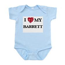 I Love MY Barrett Body Suit