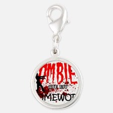 Zombie Merchandise Charms