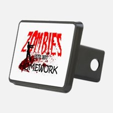 Zombie Merchandise Hitch Cover