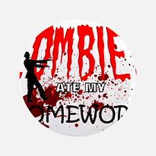 Zombie Merchandise Button