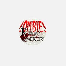 Zombie Merchandise Mini Button (10 pack)