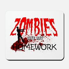 Zombie Merchandise Mousepad