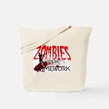 Zombie Merchandise Tote Bag