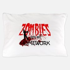 Zombie Merchandise Pillow Case
