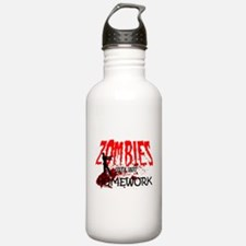 Zombie Merchandise Water Bottle