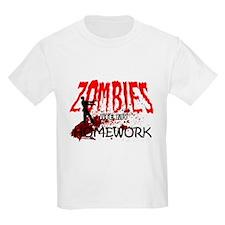 Zombie Merchandise T-Shirt