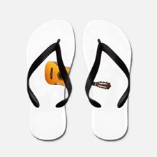 acustic guitar Flip Flops