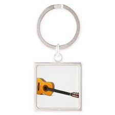 acustic guitar Keychains