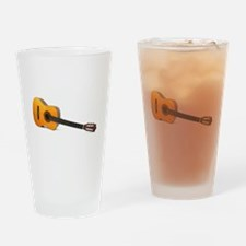 acustic guitar Drinking Glass