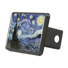 Starry Night Vincent Van Gogh Hitch Cover