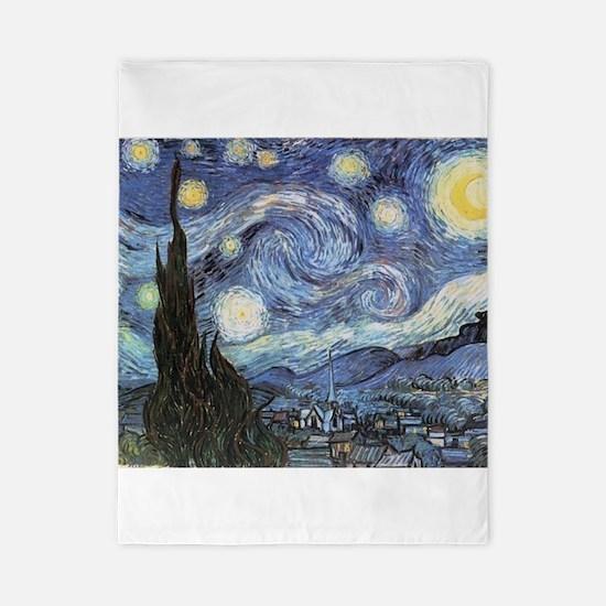Starry Night Vincent Van Gogh Twin Duvet
