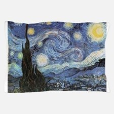 Starry Night Vincent Van Gogh Pillow Case