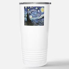 Starry Night Vincent Van Gogh Travel Mug