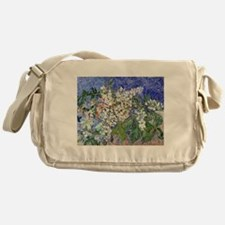 Van Gogh Blossoming Chestnut Branches Messenger Ba