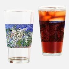Van Gogh Blossoming Chestnut Branches Drinking Gla