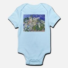 Van Gogh Blossoming Chestnut Branches Body Suit