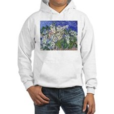 Van Gogh Blossoming Chestnut Branches Hoodie