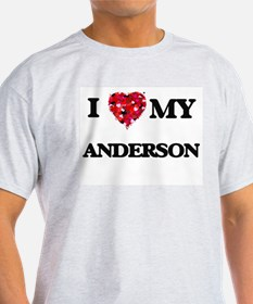 I Love MY Anderson T-Shirt