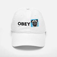 Obey Pug Baseball Baseball Cap