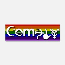 COMPLY Car Magnet 10 x 3