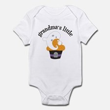 Grandma's Cupcake Infant Bodysuit