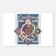 Cool Sewing pattern Postcards (Package of 8)