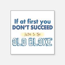 Old Bloke Sticker