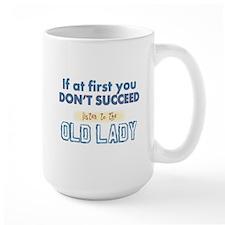 Old Lady Mugs