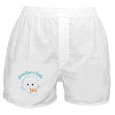 Grandpa's Boo Boxer Shorts
