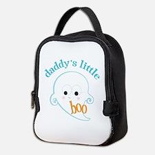 Daddy's Little Ghost Neoprene Lunch Bag