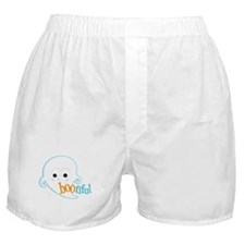 Bootiful Ghost Boxer Shorts