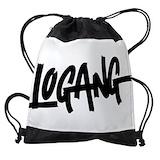 Logan paul Drawstring Bag