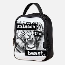 Unleash the Beast Neoprene Lunch Bag