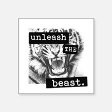Unleash The Beast Sticker