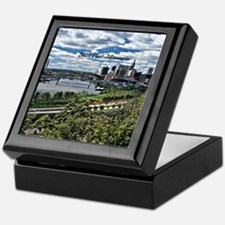 Saint Paul, Minnesota Keepsake Box