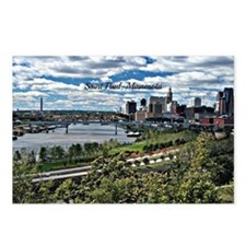 Saint Paul, Minnesota Postcards (Package of 8)