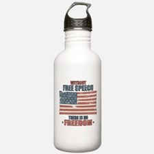 Free Speech Water Bottle