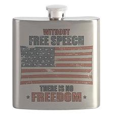 Free Speech Flask
