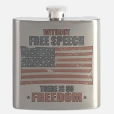 Free Speech Flask