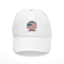 Free Speech Baseball Cap