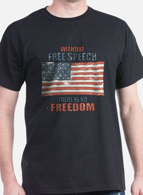 Free Speech T-Shirt