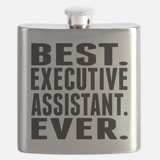 Best. Executive Assistant. Ever. Flask