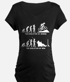 Mountain Biking T-Shirt