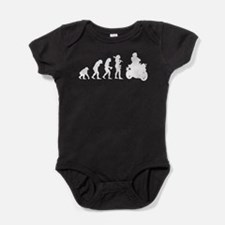 Motorcycling Baby Bodysuit