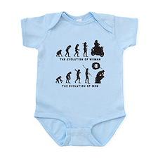 Motorcycling Infant Bodysuit