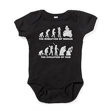 Motorcycling Baby Bodysuit