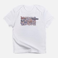 Crime and Punishment Infant T-Shirt