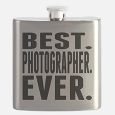 Best. Photographer. Ever. Flask