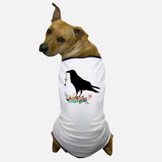 Cute Ravens Dog T-Shirt