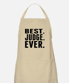 Best. Judge. Ever. Apron